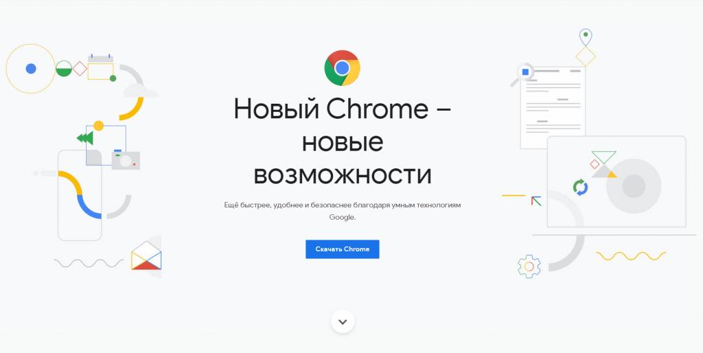 Браузер Гугл Хром для интернет предпринимателей.