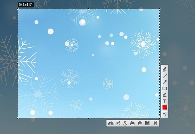 Приложение для создания screenshot